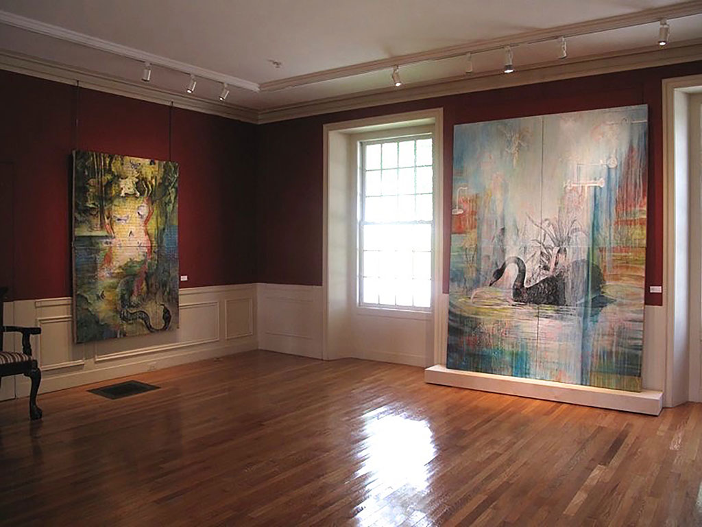 Natural Histories, Southern Vermont Art Center, Manchester, Vermont