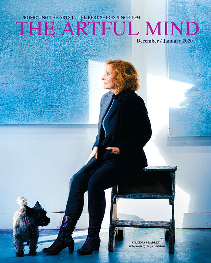 Virginia Bradley Artful Mind article cover