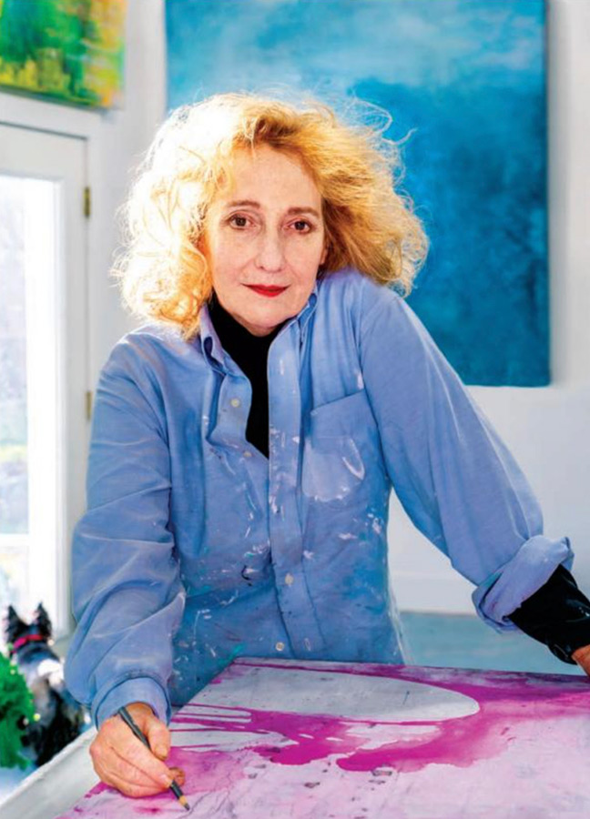 Virginia Bradley Artful Mind article 2020