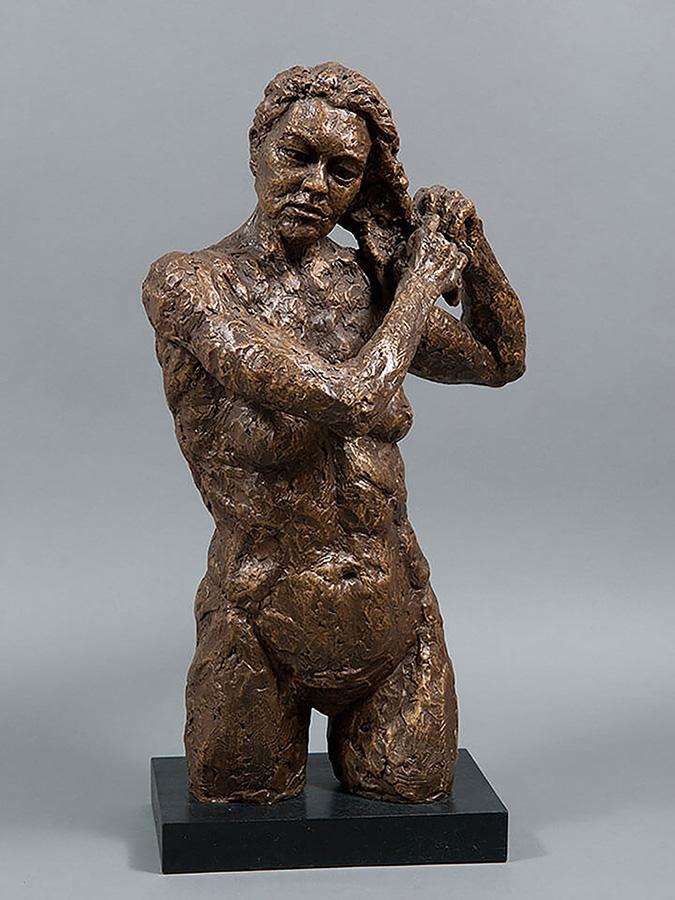 Tangled, sculpture by William Casper